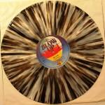 mehrfarbige Vinyl